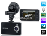 "Видеорегистратор K6000 2,7"" LTPS-screen FHD 1080P Car Black Box DVR"