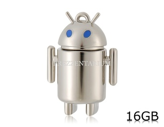 Флешка Android Shaped 16GB USB Flash Drive