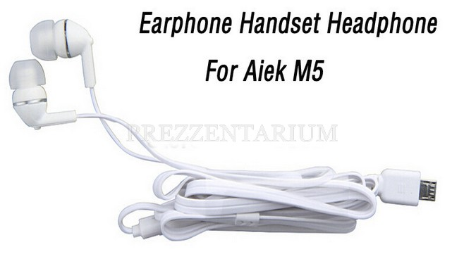 мини Usb наушники для сотового телефона Aiek M5
