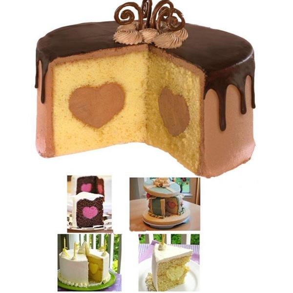 Форма для торта суфле - d